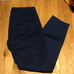 J. Crew city crops LIKE NEW CONDITION